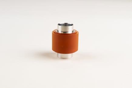 Durethane C polyurethane conductive roller
