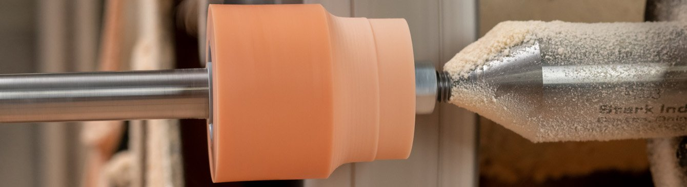 machining thermoset polyurethanes