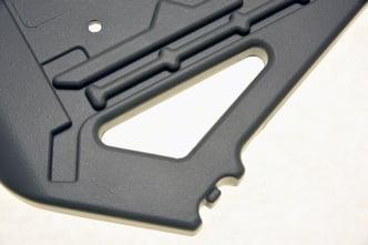 RIM polyurethane parts