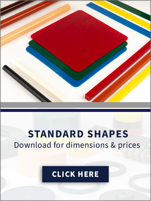 Durethane Standard Stock Shapes